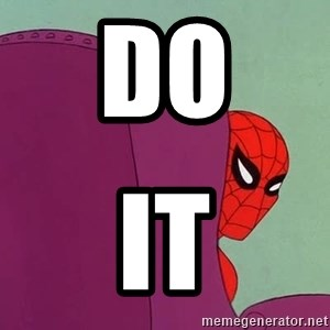 Suspicious Spiderman - Do  It