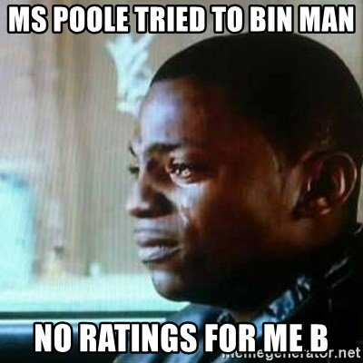 Paid in Full - Ms poOle tried to bin man  No ratings for me b