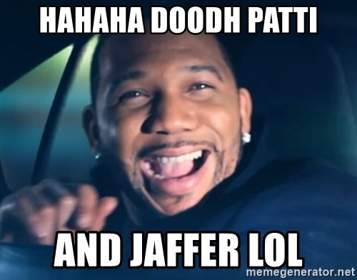 Black Guy From Friday - HAHAHA DOODH PATTI AND JAFFER LOL