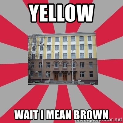 Tipichnuy BGTU - YELLOW  WAIT I MEAN BROWN