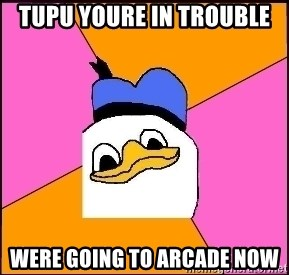 Uncle Dolan - tupu youre in trouble were going to arcade now