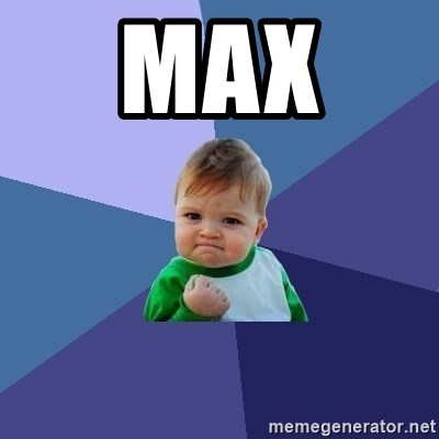 Success Kid - MAX