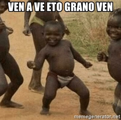 Success African Kid - VEN A VE ETO GRANO VEN