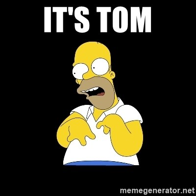 look-marge - IT'S TOM