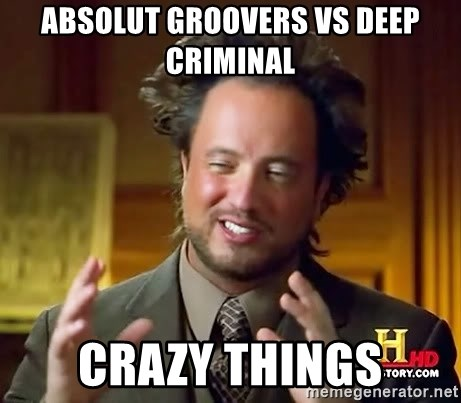 Ancient Aliens - absolut groovers vs deep criminal crazy things
