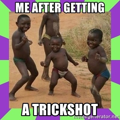 african kids dancing - ME AFTER GETTING A TRICKSHOT