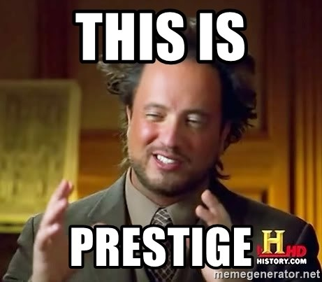 Ancient Aliens - this is prestige