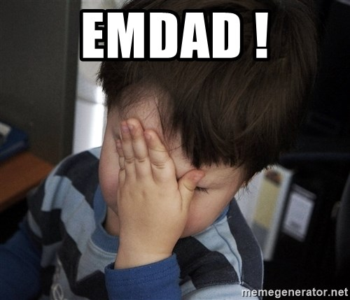 Confession Kid - EMDAD !