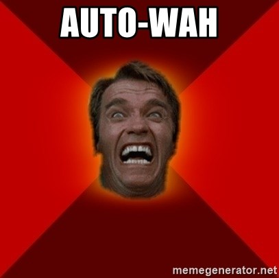 Angry Arnold - Auto-Wah