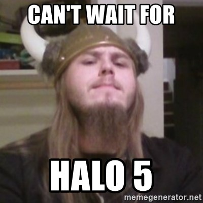 Nordic Lopez - CAN'T WAIT FOR  HALO 5