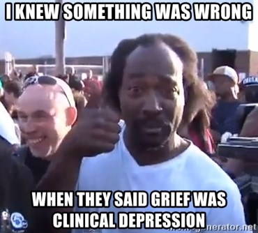 charles ramsey 3 - I knew something was wrong when they said grief was clinical depression