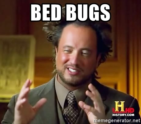 Ancient Aliens - BED BUGS