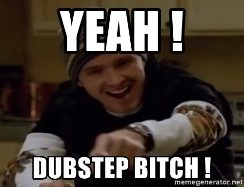 Science Bitch! - YEAH ! dubstep bitch !