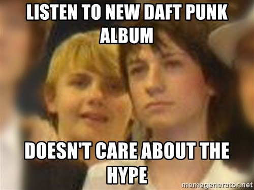 Thoughtful Child - LISTEN TO NEW DAFT PUNK ALBUM DOESN'T CARE ABOUT THE HYPE