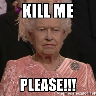 the queen olympics - KILL ME PLEASE!!!