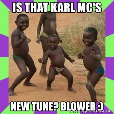 african kids dancing - Is that kaRl mc's  New tune? Blower :)