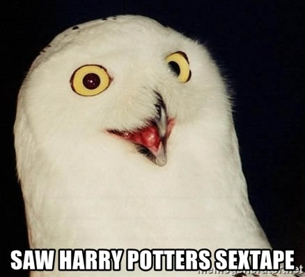 Orly Owl -  saw harry potters sextape