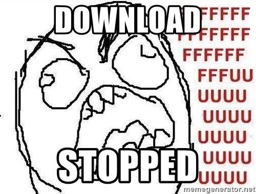 Fuuuu - DOWNLOAD STOPPED