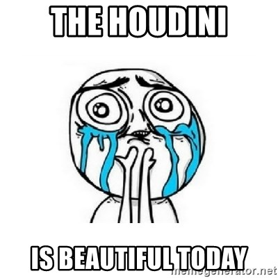 crying - The Houdini Is beautiful Today