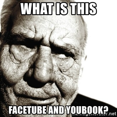 Back In My Day - WHAT IS THIS FACETUBE AND YOUBOOK?