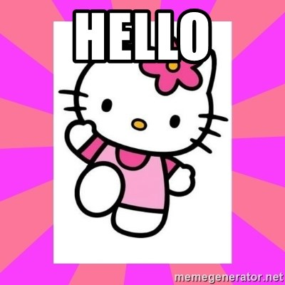 Hello Kitty - Hello
