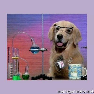 Dog Scientist -