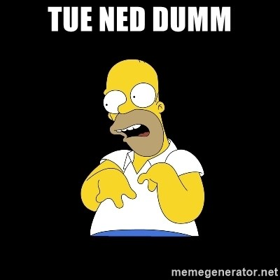 look-marge - TUE NED DUMM