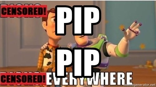 Toy Story Everywhere - PIP PIP