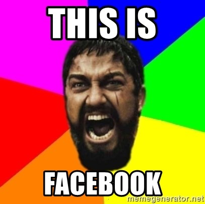 sparta - This is Facebook