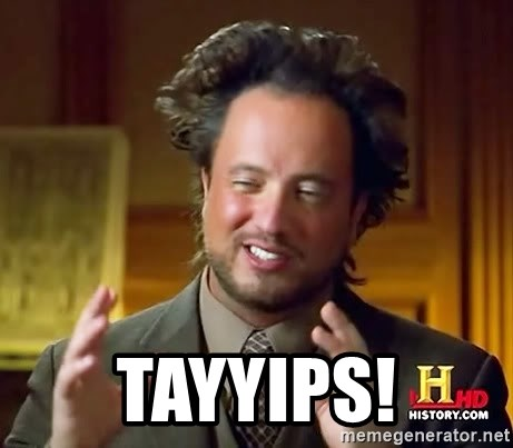 Ancient Aliens -  Tayyıps!