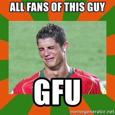 cristianoronaldo - ALL FANS OF THIS GUY GFU