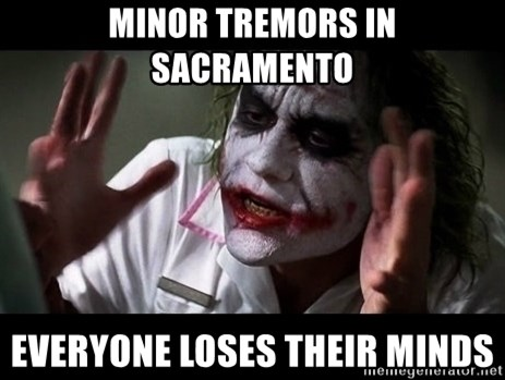 joker mind loss - Minor tremors in sacramento Everyone loses their minds