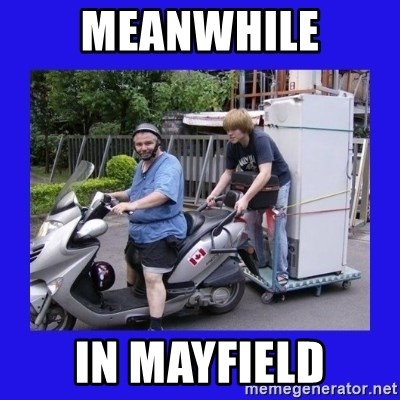 Motorfezzie - MEANWHILE IN MAYFIELD