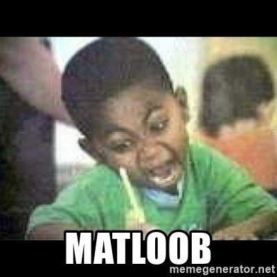 Black kid coloring -  MATLOOB