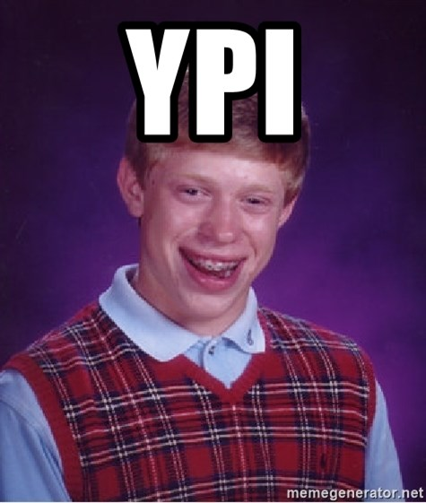Bad Luck Brian - ypi