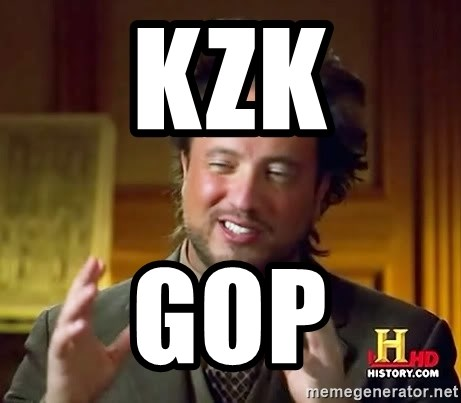 Ancient Aliens - KZK GOP