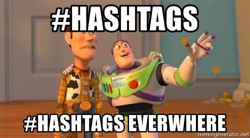 Consequences Toy Story - #Hashtags #Hashtags Everwhere