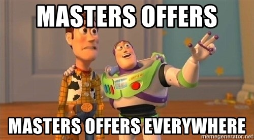 Consequences Toy Story - Masters offers masters offers everywhere