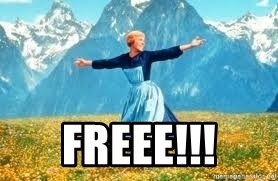 Look at all these -  FREEE!!!