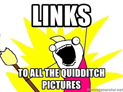X ALL THE THINGS - LINKS TO ALL THE QUIDDITCH PICTURES