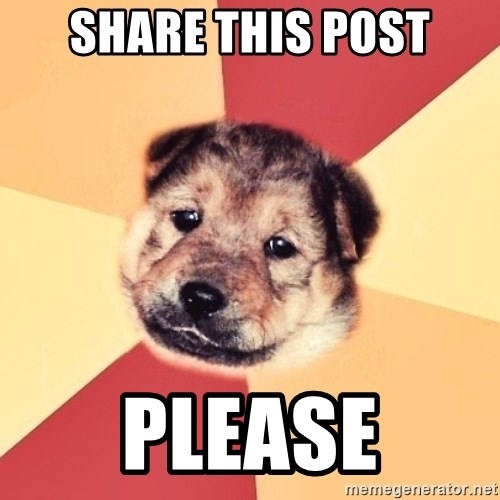 Typical Puppy - SHare this post please