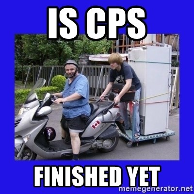 Motorfezzie - IS CPS Finished yet