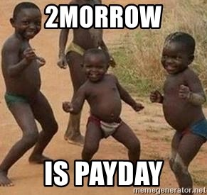 african children dancing - 2morrow  Is PayDay