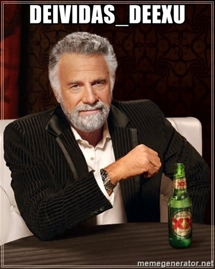 The Most Interesting Man In The World - Deividas_Deexu