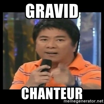 You don't do that to me meme - GRAVID CHANTEUR
