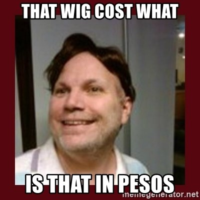 Free Speech Whatley - That wig cost What Is that in pesos
