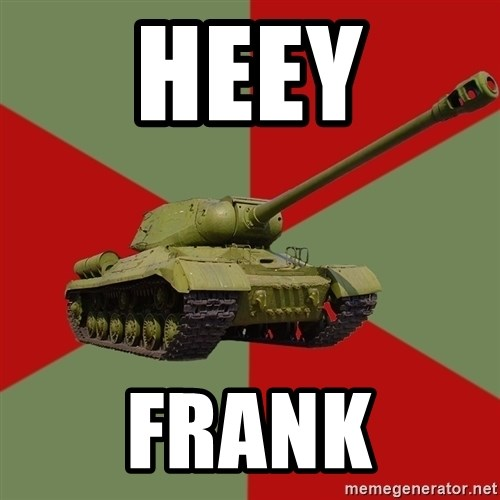 IS-2 Greatest Tank of WWII - HEEY FRANK
