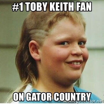 cjhanks - #1 toby keith fan on gator country