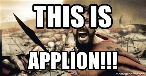 Esparta - this is applion!!!