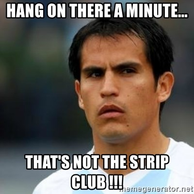 Conspiracy Ledesma II - HANG ON THERE A MINUTE... THAT'S NOT THE STRIP CLUB !!!